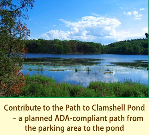 Clamshell Path
